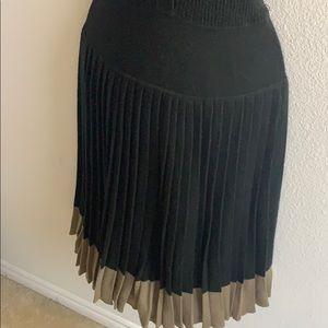 Comfortable below the knee dress